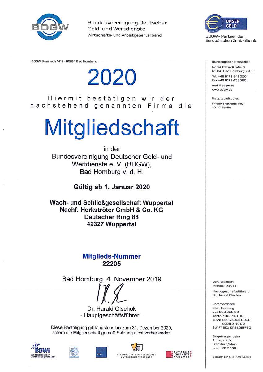 BDGW 2020