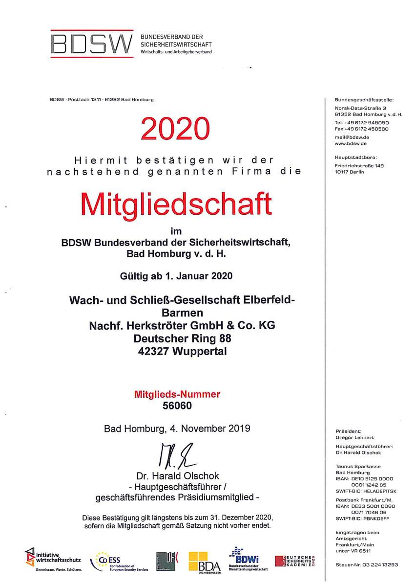 BDSW 2020
