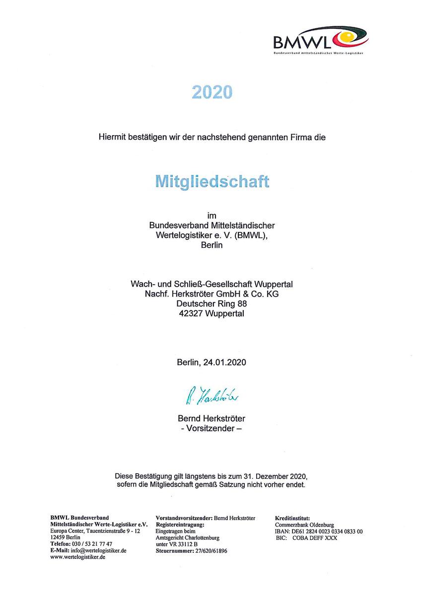 BMWL 2020